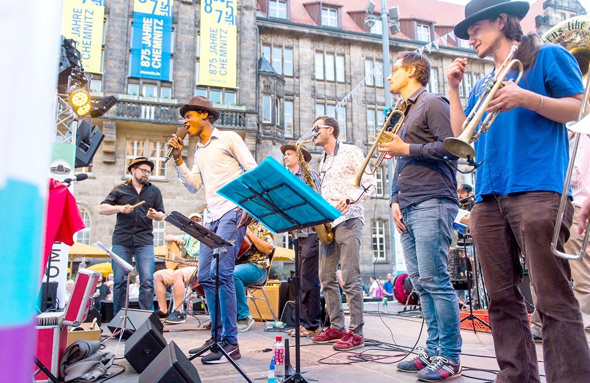 Städte von ihrer anderen Seite: Multikulturelles Chemnitz