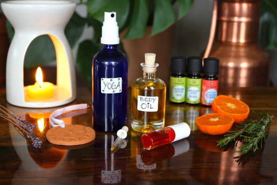 Ätherische Öle – Wohlfühltipp für die kalte Jahreszeit
