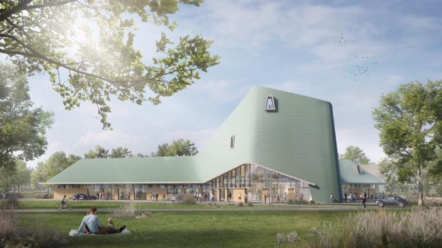 Spatenstich für das Rapunzel Besucherzentrum – ab 2022 nachhaltiger Erlebnisort im Allgäu