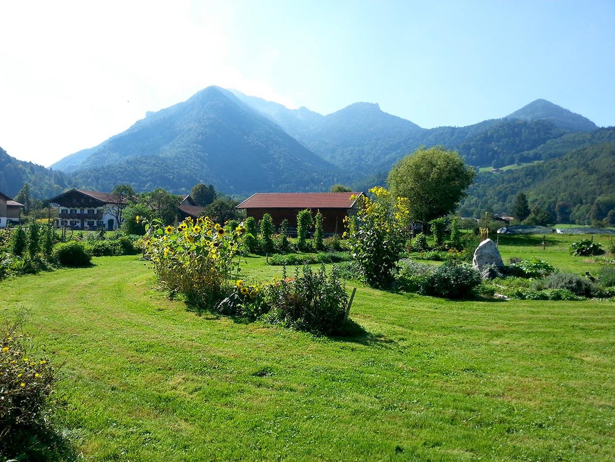 Nachhaltiger Chiemgau