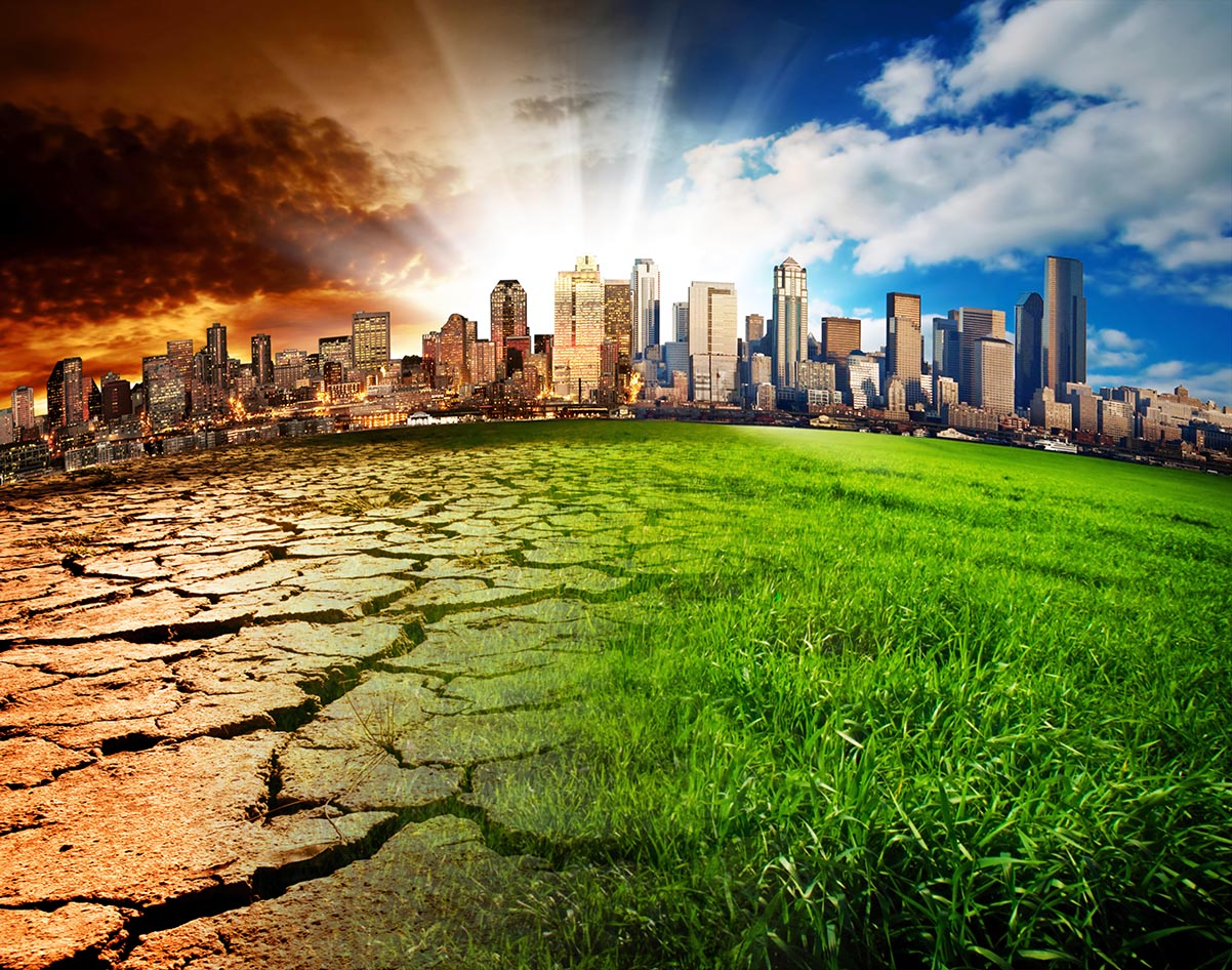 Klimaschutz in Städten