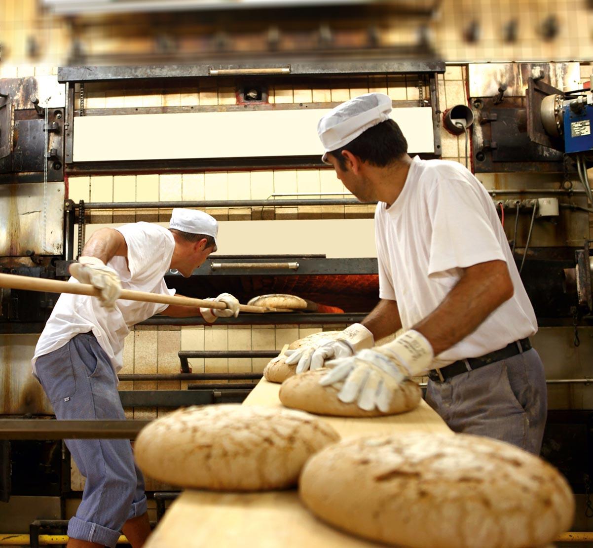 Brotkultur aus dem Steinbackofen