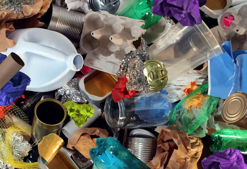 Mehr Plastikmüll durch Corona