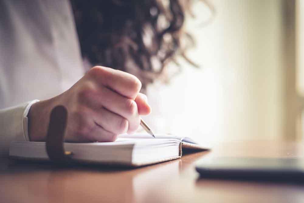 Glücks-Tagebuch für Dankbarkeit und Freude