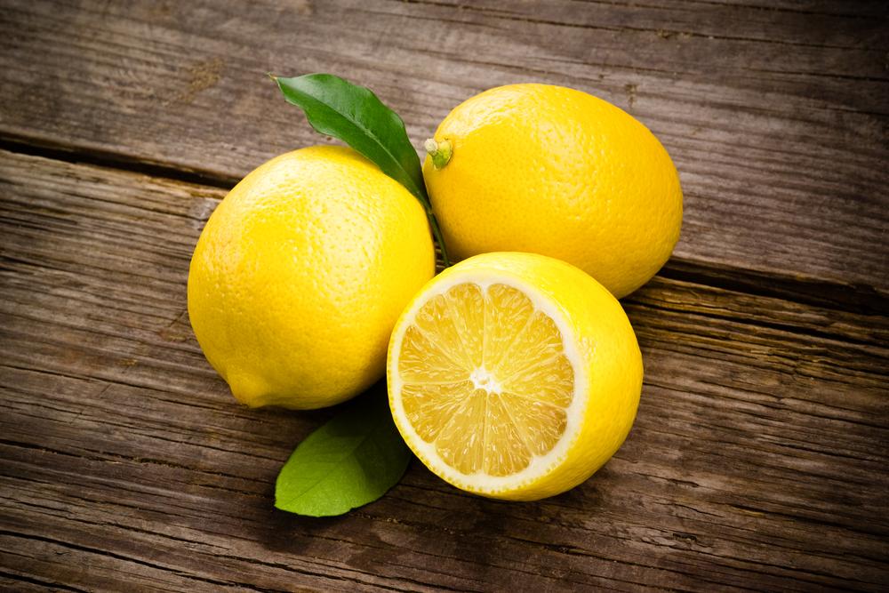 Zitronen für den Frühjahrsputz