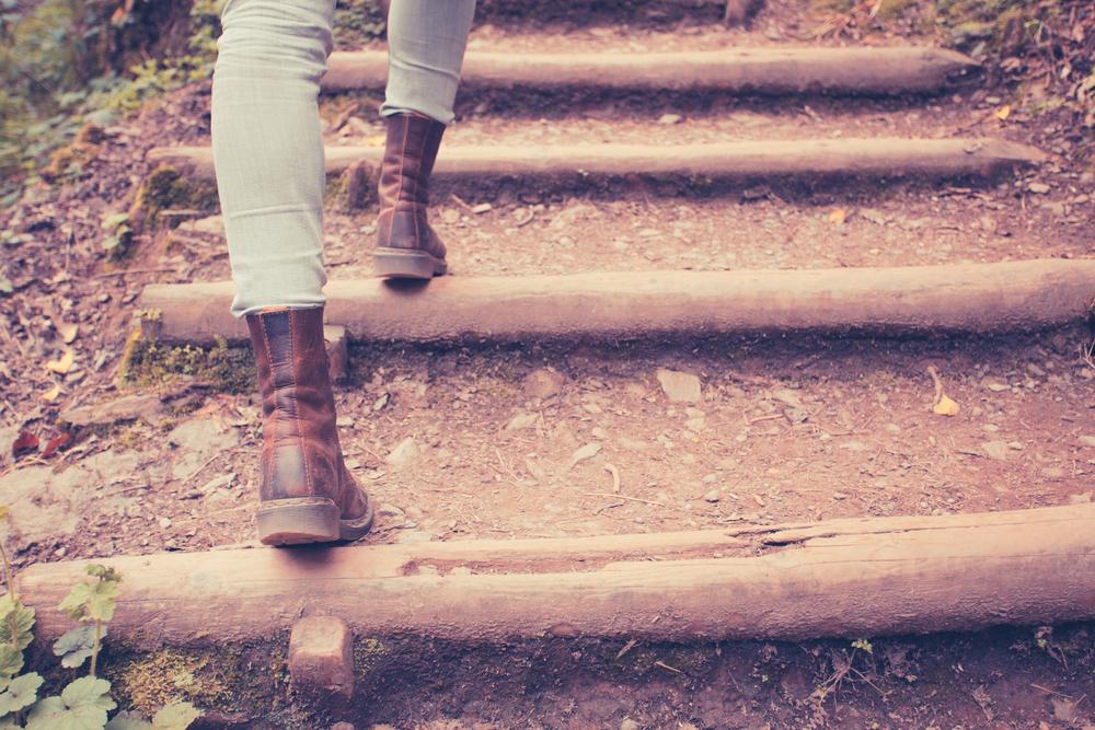 Die Kunst der kleinen Schritte