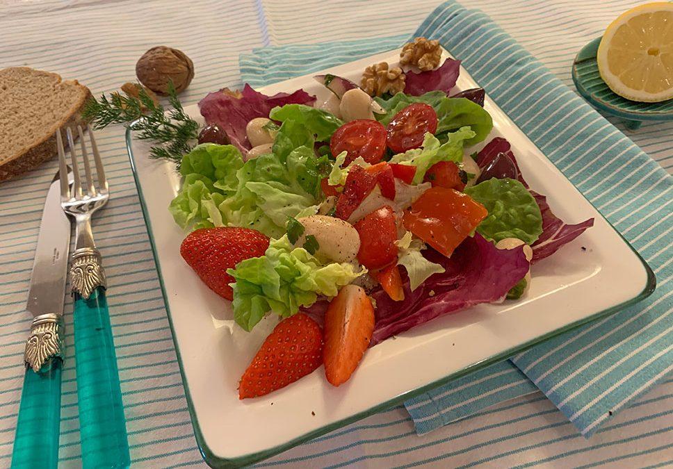 Augenschmaus-Salat