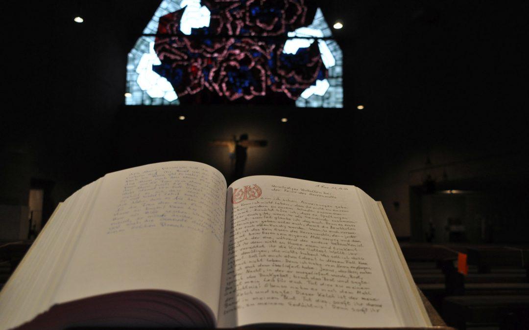 Eine einzigartige Bibel