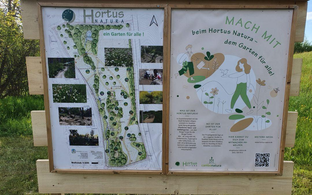 Hortus natura: Ein Garten für alle