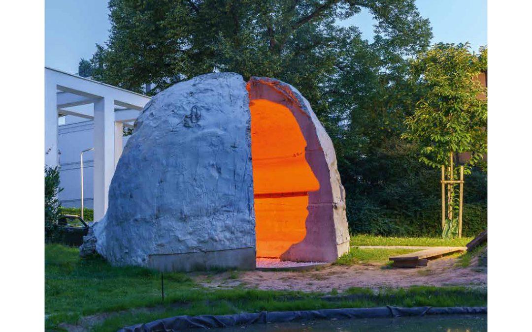 Kreativ und nachhaltig: Bewohnbare Skulpturen