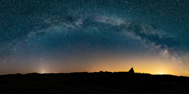 Den Sternenhimmel genießen
