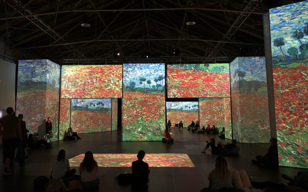 Van Goghs Welt mit allen Sinnen erleben